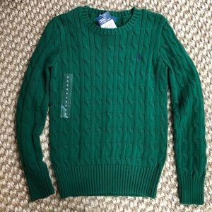 Polo Ralph Lauren Boys Crew Sweater